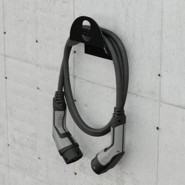 EV CABLE HOLDER BLACK