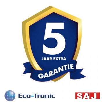 Garantie SAJ 2,0K - 5j