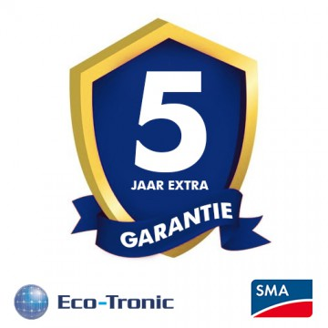 Garantie SMA 8,0K - 5j