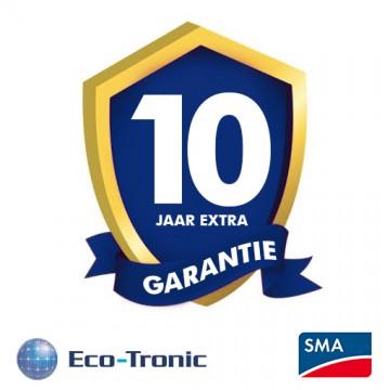 Garantie SMA 8,0K - 10j