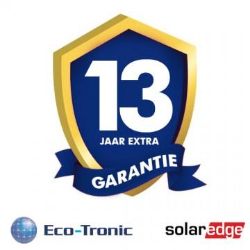 Garantie SE2000H - 13j