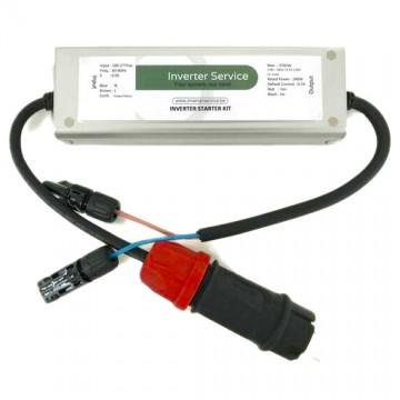Solar inverter starter kit